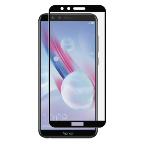 گلس تمام چسب Huawei Honor 9 Lite Full Cover مشکی